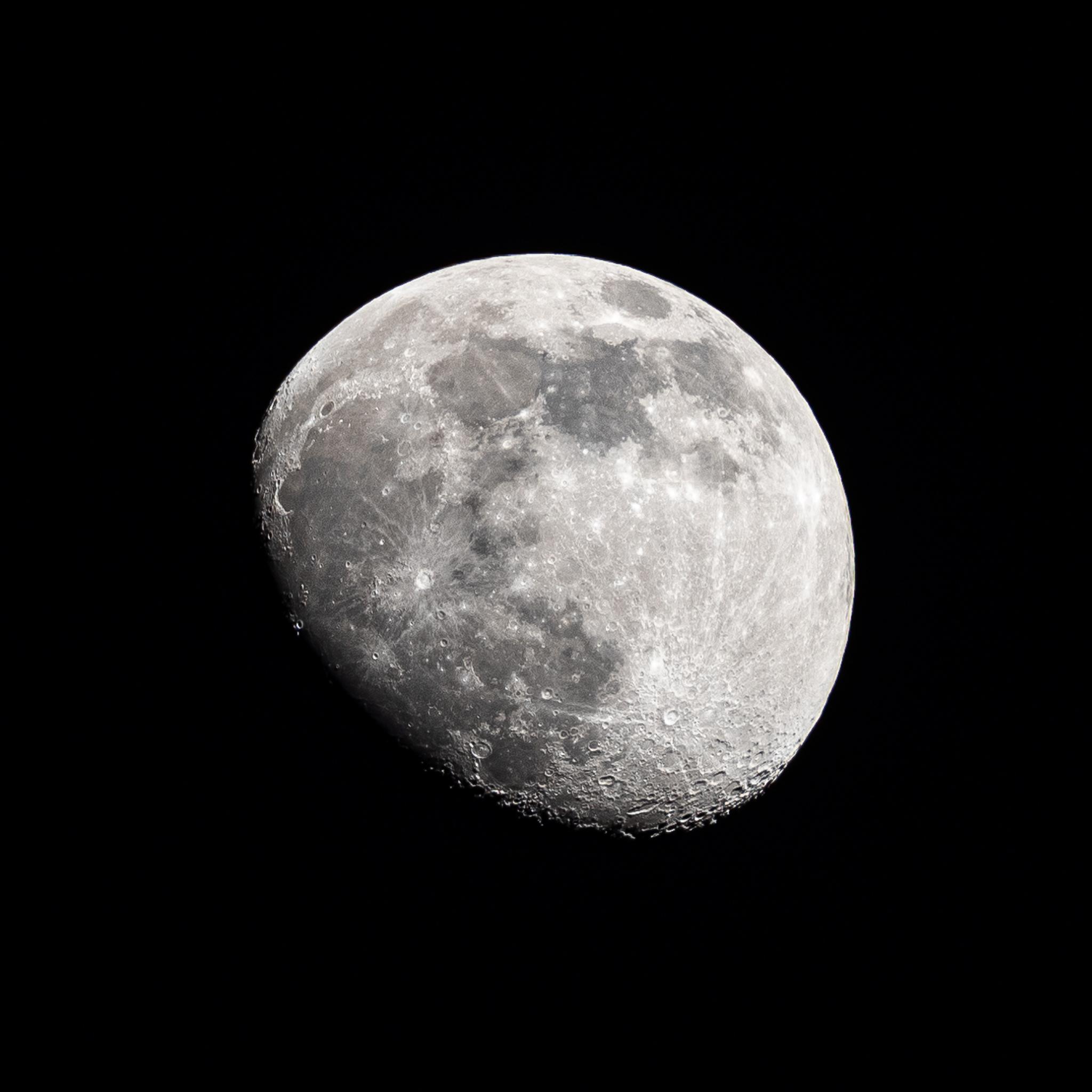The Moon 040420