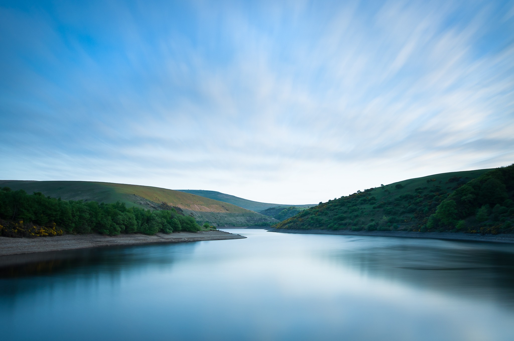 Serenity at Meldon Reservoir