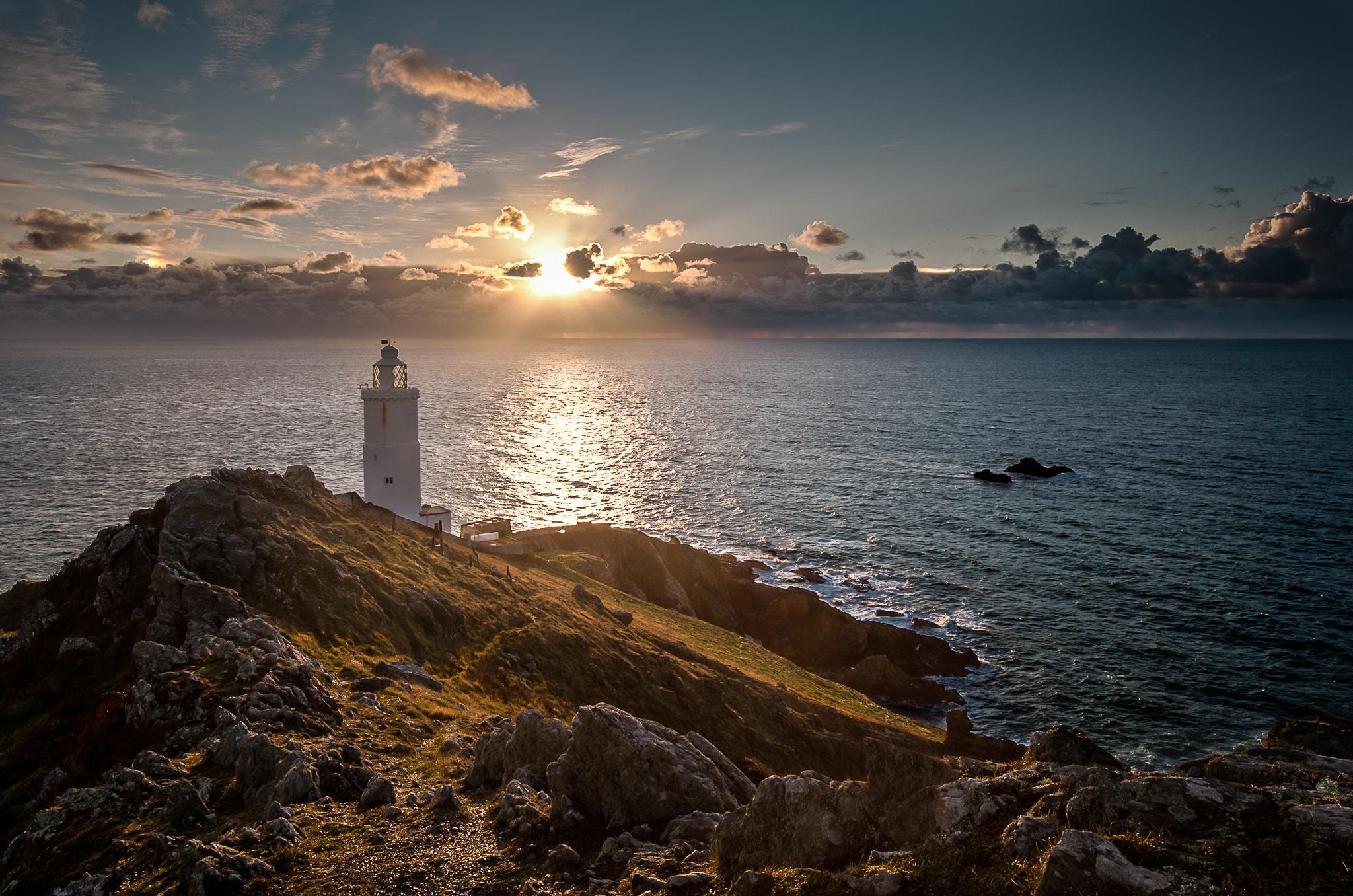 Start Point Sunrise